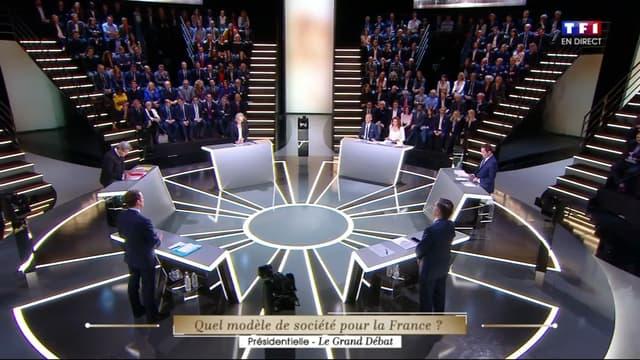 Lors du débat présidentiel, les candidats se sont opposés sur la laïcité et le burkini.