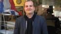 David Rachline, 26 ans, est en passe de remporter la maairie de fréjus (Var).