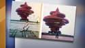 Des photos prises au même endroit, au même moment.