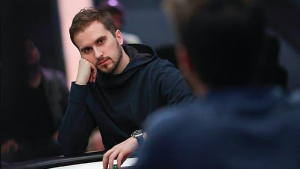 Julien Martini présente sa masterclass cashgame