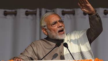 """Les cryptomonnaies """"n'ont pas de valeur intrinsèque et ne sont soutenus par aucun type d'actifs"""", selon le ministère des Finances du gouvernement indien dirigé par Modi."""