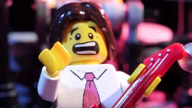 Lego Goldman