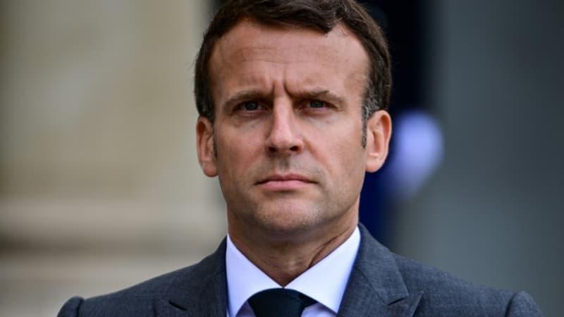 """Macron menace de retirer les militaires français si le Mali va """"dans le sens"""" d'un islamisme radical"""