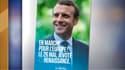 L'une des affiches de campagne LaREM pour les européennes.