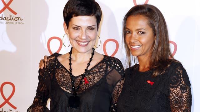 Cristina Cordula et Karine Le Marchand présenteront l'émission sur la chirurgie de l'obésité.