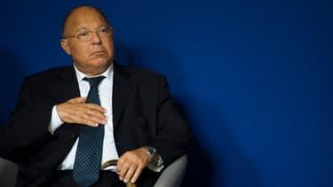 Dalil Boubakeur, en juin 2015.