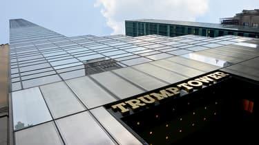 La Tour Trump, à New-York.