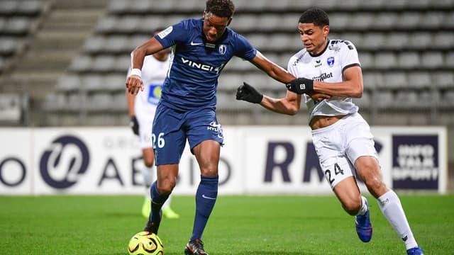 Paris FC - Niort 2018/2019 (0-0)