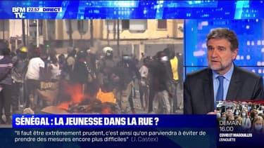 Sénégal : la jeunesse dans la rue ? - 0603