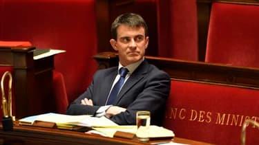 """Manuel Valls a reconnu que le résultats des européennes a constitué un """"séisme""""."""