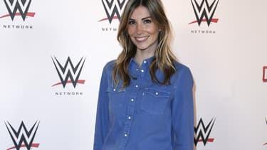Alexandra Rosenfeld le 22 avril 2016