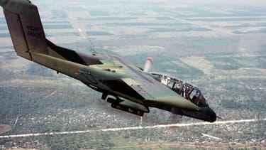 L'OV-10 Bronco est un avion d'attaque et de reconnaissance conçu dans les années 60 par la compagnie North American pendant la guerre du Viêtnam.