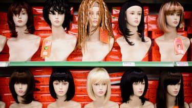 Les perruques de classe 1 seront bientôt intégralement remboursées. Photo d'illustration