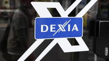Dexia enregistre la plus lourde perte jamais affichée par une banque française