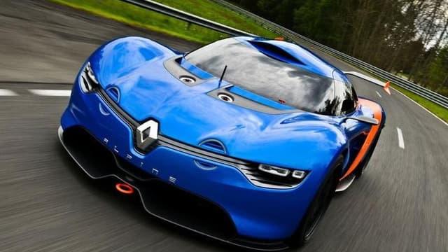 Renault cherche un partenaire pour faire revivre la marque Alpine.