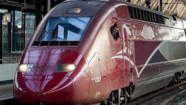 """Entre Bruxelles et Bordeaux, un nouveau """"Thalys Soleil"""" circulera tous les samedi, reliant les deux villes en 4h07, entre le 29 juin et le 31 août."""