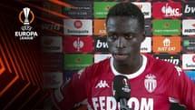 "Monaco 1-0 Sturm Graz : ""On s'est rassuré"" lance Diatta"