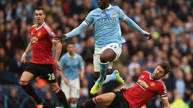 Yaya Touré avec Manchester City, bientôt une image du passé ?