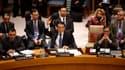 L'ambassadeur de la Chine à l'Onu, Li Baodong, se prononce contre la résolution sur la Syrie mise au vote samedi au Conseil de sécurité. La Russie et la Chine ont opposé leur veto au projet de résolution soutenant le plan de la Ligue arabe qui prévoit la