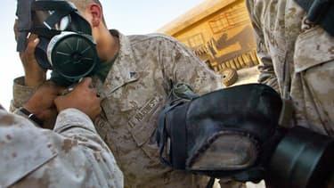 Des soldats américains ont découvert 5.000 armes chimiques en Irak entre 2004 et 2011 (photo d'illustration).