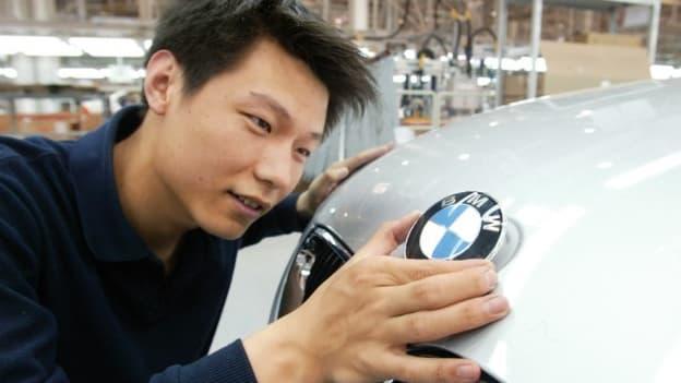 BMW va lancer une nouvelle marque en Chine
