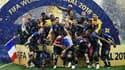 Coupe du monde:  il y a un an, la folie bleue enflamme la France