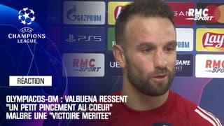 """Olympiacos - OM : Valbuena ressent un """"petit pincement au coeur"""" malgré une """"victoire méritée"""""""