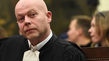 Sven Mary est considéré comme l'un des meilleurs avocats en Belgique.