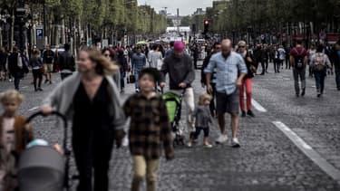 Le centre de Paris va devenir piéton un dimanche par mois
