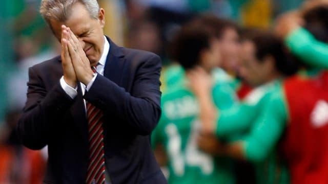 Le sélectionneur du Mexique veut de nouveau connaître les joies d'un 8e de finale, comme il l'avait connu en 1986 en tant que joueur.