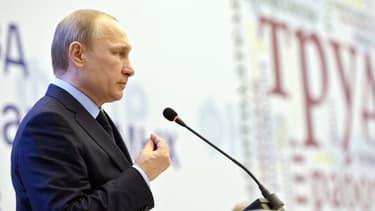 La fortune de Vladimir Poutine se compterait en milliards d'euros