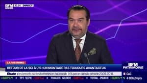 Stéphane Desquartiers (lamaisondelinvestisseur.com) : Retour de la SCI à l'IS, un montage pas toujours avantageux - 22/09
