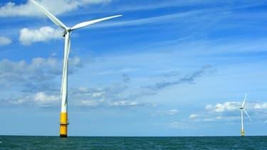 La France doit se positionner sur l'éolien offshore, analyse Olivier Ken.