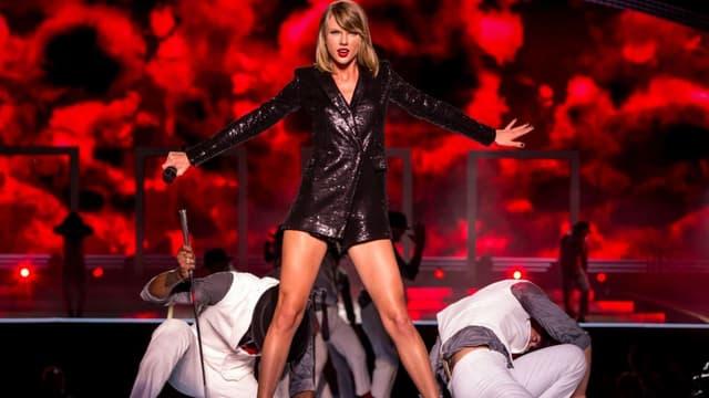 Taylor Swift sortira son prochain album le 10 novembre 2017