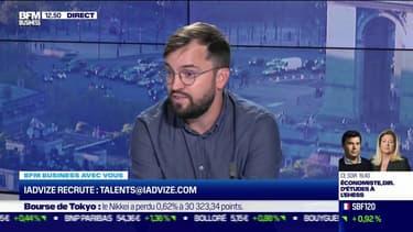 Vous recrutez: iAdvize / Viveo - 16/09