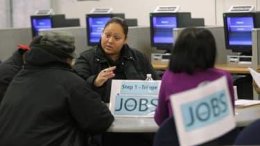 Les Etats-Unis ont créé 163 000 emplois au mois de juillet.