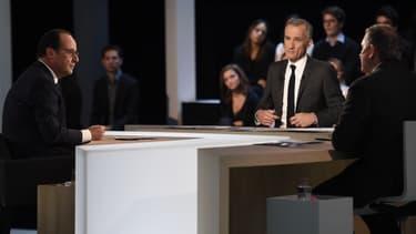 L'émission En direct avec les Français a été regardée par 7,9 millions de téléspectateurs.