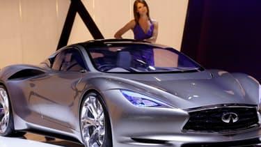 1-Le Mondial de l'automobile, qui a ouvert ses portes samedi 29 septembre jusqu'au 14 octobre, est de loin le salon qui connaît la plus forte affluence. Malgré un marché morose, plus de 1,2 million de personnes s'y sont bousculées en 2011.