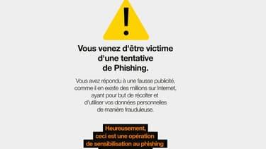 Orange entend sensibiliser les Français au phishing.