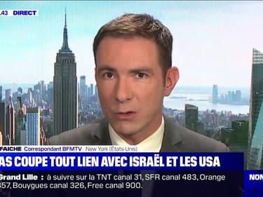 Conflit israélo-palestinien: Mahmoud Abbas annonce la rupture de toutes les relations avec Israël et les États-Unis