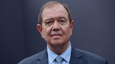 Patrick Ollier est le premier président de la Métropole du Grand Paris.