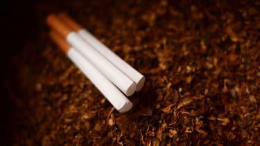 Image d'illustration de cigarettes