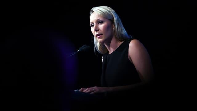 Marion Maréchal-Le Pen (photo d'illustration)