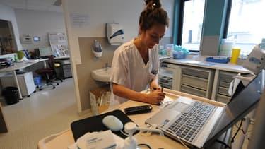 20% de l'absentéisme serait lié à la parentalité, le personnel médical et soignant étant fortement féminisé.