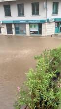 Inondations à Anduze, dans le Gard - Témoins BFMTV