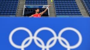 "Novak Djokovic en quête du ""Golden Slam"""