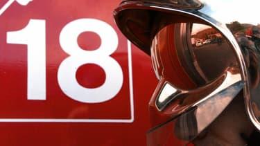 Une violente explosion s'est produite ce jeudi à Bois-Colombes. Les pompiers se sont rendus sur place (Image d'illustration).