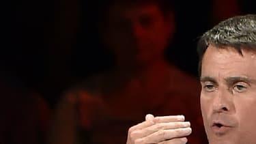 Manuel Valls à Colomiers, le 29 août 2016.