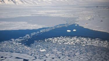 L'année 2018 a été la deuxième plus chaude mesurée en Arctique depuis 1900.