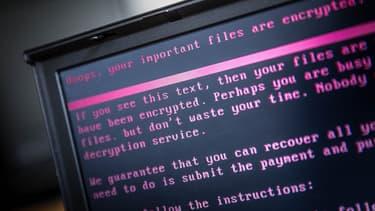 """Le logiciel malveillant surnommé """"Wannacry"""" avait  paralysé le service de santé britannique et des usines du constructeur automobile Renault."""